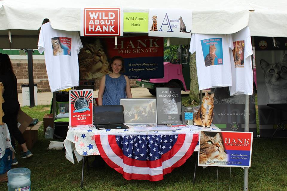 Petfest 2016 Booth